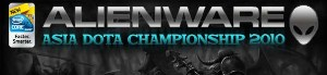 Alienware Asia DotA Championship 2010