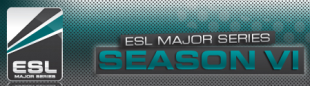 ESL Major Series VI