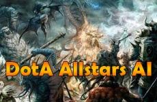 Dota Allstar 6.68c AI новая