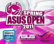 регистрация на ASUS Spring 2011
