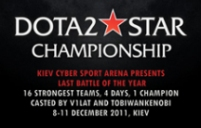 DotA 2 Star Championship день 1 группа B