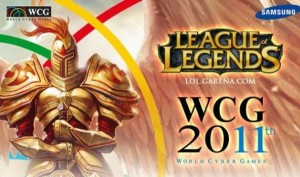 WCG 2011 - League of Legends