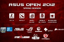 ASUS Spring Cup: DOTA 2 регистрация