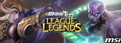 DreamHack MSI Beat IT League Of Legends Tournament