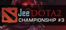 JeeDota2 Championship #3 — стартуют отборочные игры