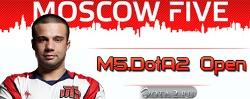 Moscow5.DotA2 Open — результат