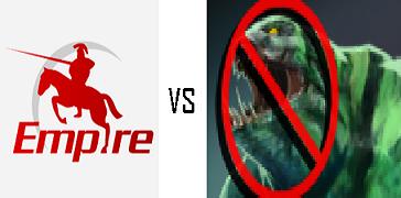 Empire против NoTideHunter