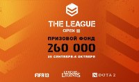 The League Open 3