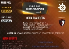SteelSeries Euro Cup