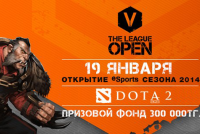 The League Open 5