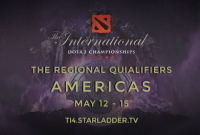 International 2014 Americas Qualifier