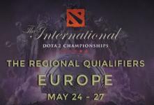 International 2014 EUROPE Qualifier