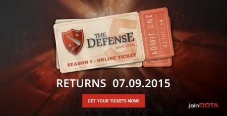The Defense возвращается