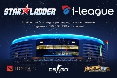 SL i-League StarSeries