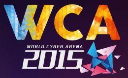 World Cyber Arena 2015