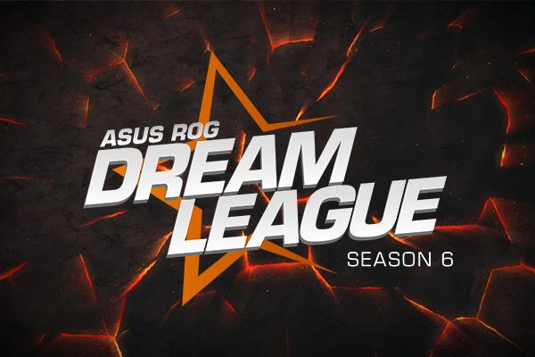 ASUS ROG DreamLeague Season 6