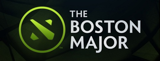 The Boston Major - Virtus.pro играет во второй группе