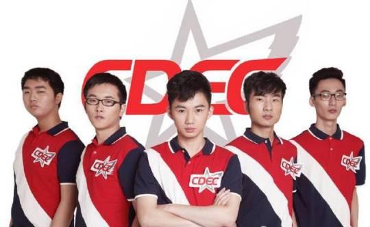 Summit 7 - вместо CDEC на турнир отправится LGD