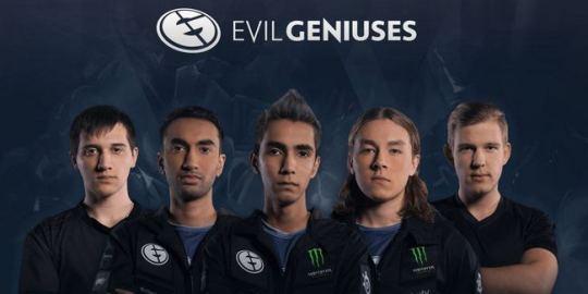 Команда Evil Geniuses победила на The Manila Masters