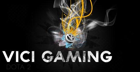 Команда Vici Gaming примет участие в Galaxy Battles