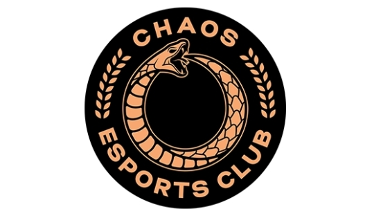 Логотип организации Chaos Esports Club