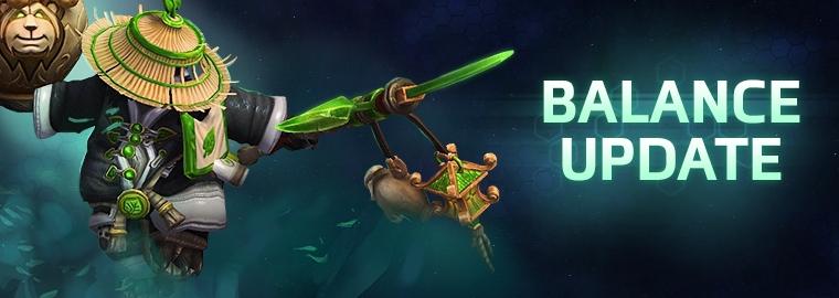 В игре Heroes of the Storm исправили баланс героев - 10 июля 2019.