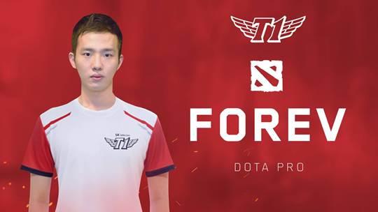 SK Telecom T1 подписали Forev и хотят собрать полноценный состав по Dota 2