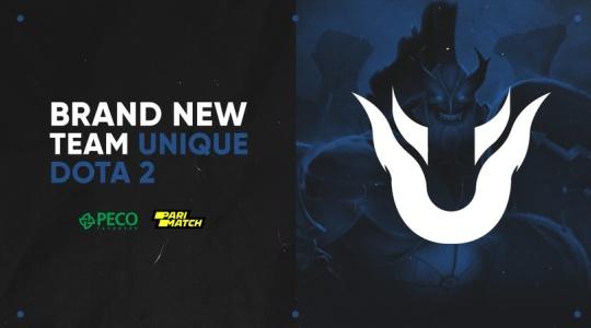 Team Unique - новый состав по Дота 2