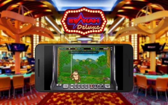 Новые и самые интересные игровые аппараты казино Вулкан