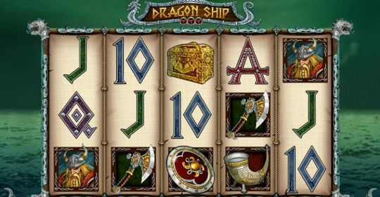 Dragon Ship на казино vostok